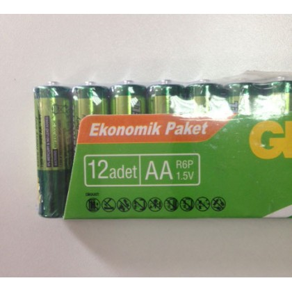 AA 1.5 V Pil